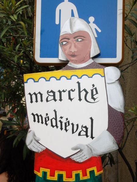 Fête médiévale Moustiers