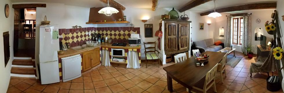 Visitez l'appartement comme si vous y étiez avec votre tablette ou votre mobile sur google sphère