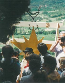 20 ans de la remontée de l'étoile de Moustiers