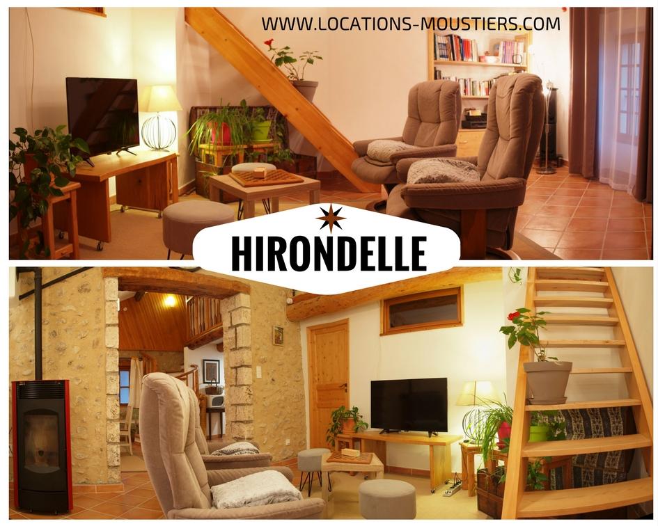Location de vacances maison pour 6 à Moustiers Sainte Marie